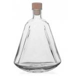 Klaaspudel 350ml Maurizio läbipaistev
