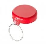 Kroonkork 26mm rõngaga 1000tk, punane