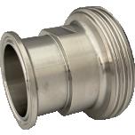 Klamber-liitmik DIN 32676 D64mm üleminek DIN50