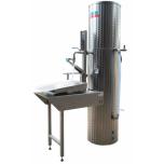 Pastörisaator-villija mkpa 180 180l/h + mahla säilituskottide villija