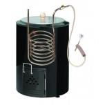 Pastörisaator 150-200l/h, puu- või gaasiküttel