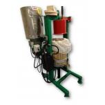 Hüdropress 30l 300kg/h, roostevaba purustajaga 400V