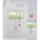 Põletusvedelik & bioetanool 5l, 96% eco-fire