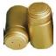 Termokahanev ehk termokapsel kuldne Ø31x55mm 1000tk
